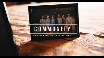 Gibson Energy in the Community
